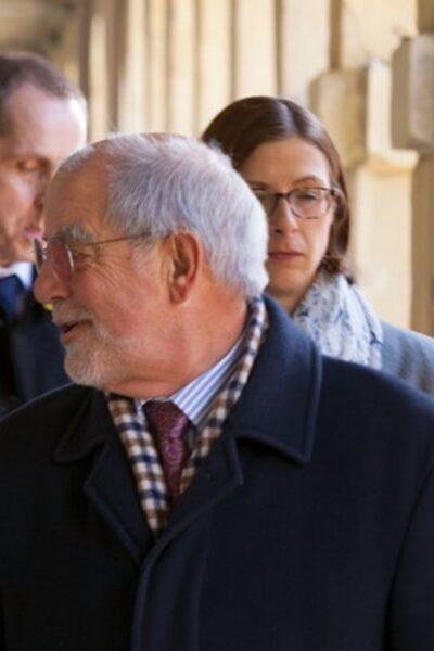 Roger Harvey OBE