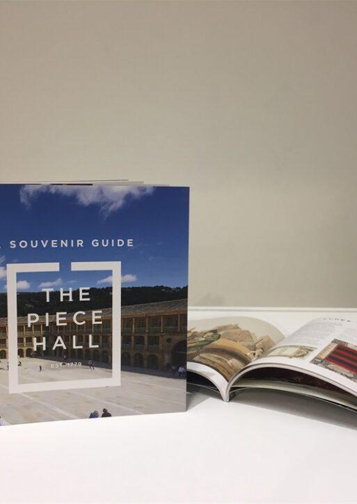 The piece hall souvenir guide book.