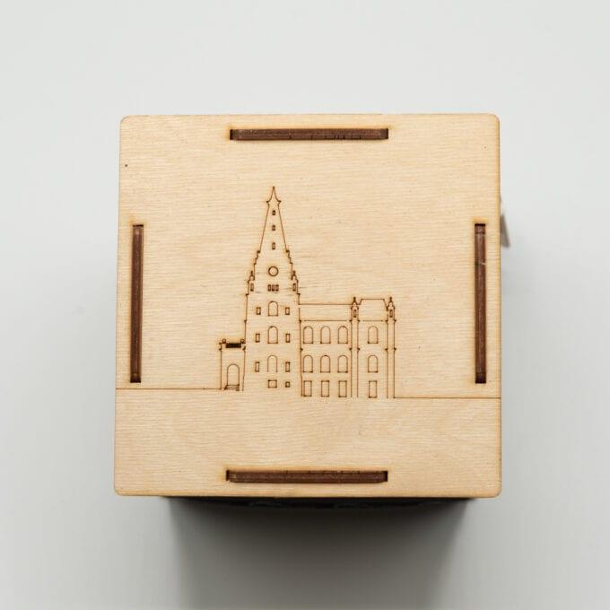 The piece Hall Cup & Coaster Box Set.