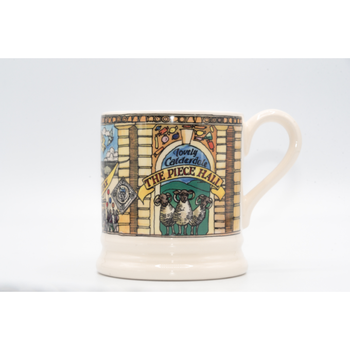 The piece hall Emma Bridgewater mug.