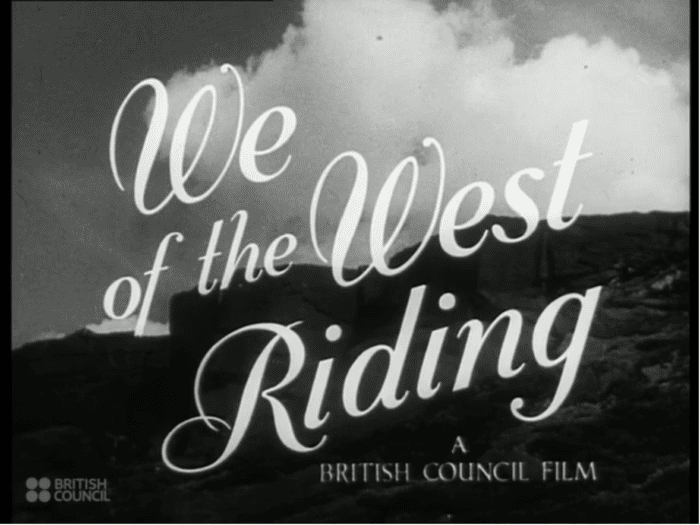 Title image of 'We of the West Riding.'